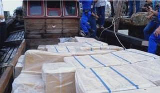 Maraknya Mikol, Ball Pres dan Rokok Tanpa Cukai Masuk Lewat Pelabuhan Tikus