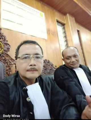 Dugaan Pemalsuan Tanda tangan, Dodi Wirsa Buat Dumas Ke Polda Riau