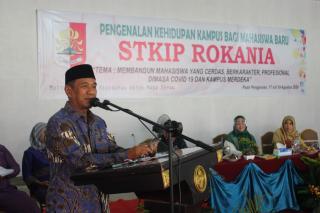 STKIP Rokania Siap Mencetak Generasi Bermutu di Riau