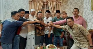 Empat Parpol di Inhil Bergabung Menjadi Fraksi Nasdem PBB PAN Berkarya