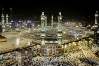 Penampakan Masjidil Haram usai aturan jaga Jarak dicabut