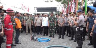 Titik Api Ditangani Lebih Cepat, GP Ansor Apresiasi Kapolda Riau
