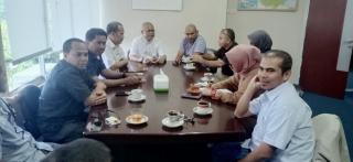 Seluruh Anggota For-KI Riau  mulai Besok  Jalani Bimtek Keterbukaan Informasi