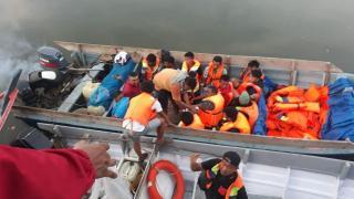 Polda Riau Gagalkan Perdagangan Orang ke Malaysia saat Pandemi COVID-19