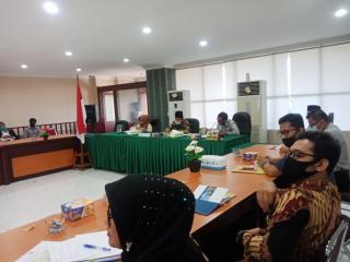 Rampungkan Monev, KI Riau Apresiasi PPID Instansi Vertikal