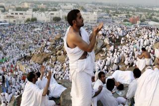 Panjatkan doa terbaik dihari Arafah