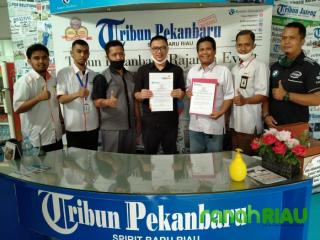 MoU Program Qurban LAZISMU Pekanbaru dengan Tribun, Wujud ketahanan Pangan di masa Covid 19