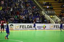 Redam Wakil Malaysia, Indonesia A Juara