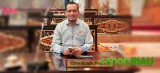 Selain Asap, Banjir Jadi Langganan, Sofyan Siroj : Akan Jalin Kerjasama Lintas Parlemen