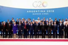 Negara-Negara G20 tak Sepakati Perubahan Iklim