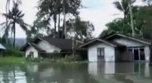 Banjir Kuansing Kepung 5 Kecamatan, Ini Data Lengkapnya