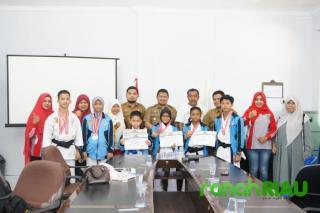 Keren.. Atlet Inkai Duri Raih Emas di Siak Open Championship 2nd