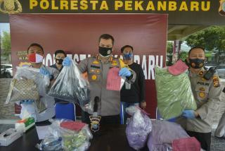 Mayat Janda di Kamar Hotel Pekanbaru, Korban Pembunuhan