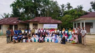 Perjuangan Tim Relawan Rumah Yatim Ekspansi Penyaluran Bantuan di Daerah Terisolir