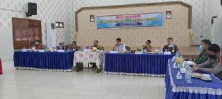 Plh Bupati Bengkalis bentuk Posko Terpadu di Duri, Upaya Cegah Covid-19