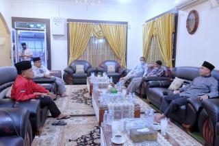 Wabup Meranti Silahturahmi bersama Dandim Bengkalis, Tingkatkan Sinergitas jaga kondusifitas Daerah