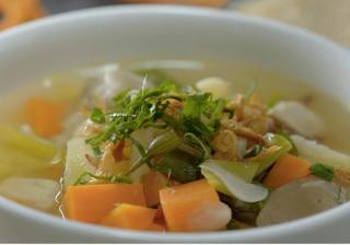 Tips Masak Sayur Sop yang aman dan Higienis