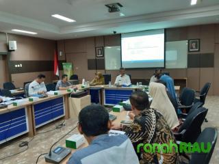 Panitia MTQ ke 38 Provinsi Riau Himpun Progres Persiapan MTQ