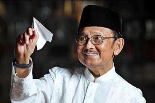 Indonesia Berduka, BJ Habibie tutup Usia di umur 83 Tahun