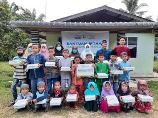 Rumah Yatim Gencar Bagikan Hidangan Sahur, Buka Puasa Yatim dan Dhuafa Pekanbaru