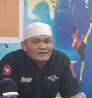 Aklamasi, H.M.Reza Afriansyah Jadi Ketua Tarung Derajat Bengkalis