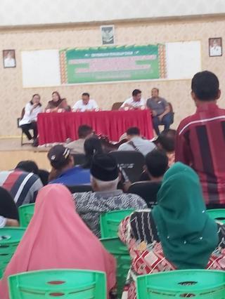 Warga Merasa Dicurangi Ganti Rugi Tanah Oleh PPK dan PT HKI Duri