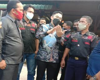 Ormas BIDIK Riau Dan Senator DPD/MPR RI Akan Menyikapi Tumpahan CPO di Dumai
