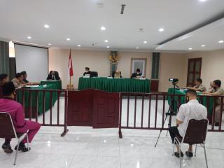 Besok KI Riau Gelar Tiga Sidang SIP, Termasuk Pelindo I Dumai