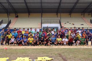 PSBS Seleksi Skuad Pemain Untuk Ikut Liga 3 Provinsi