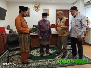 Penguatan akidah umat di Riau dan Kepulauan Meranti dengan wakaf Al Quran
