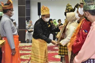 Galeri DPRD Milad Kabupaten Inhil Ke 56