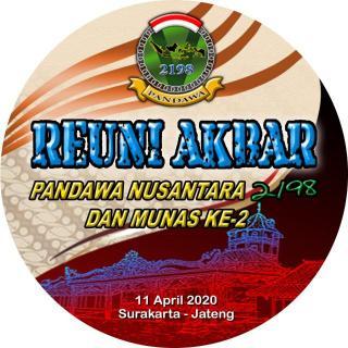 """Munas Ke-2 """"Pandawa 2198 Nusantara"""" Bakal Digelar  Di Surakarta"""