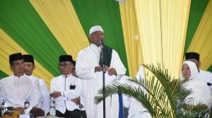 Perdana, Plh Bupati Kampar Lepas Pawai Takbir