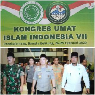 Ketua PWNU Riau Hadiri KUII VII di Bangka Belitung