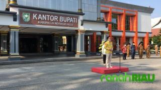 Indonesia Terbilang Akan Berikan Ide Gagasan Untuk Kabupaten INHU