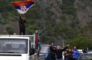 Karena larangan Plat Nomor, Kosovo terancam Perang dengan Serbia