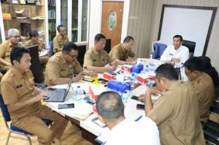 Wali Kota Pekanbaru, DR. H. Firdaus, MT  Matangkan Persiapan Ekspose Pekansikawan