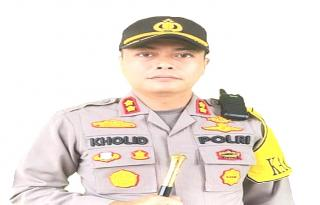 Kapolres Kampar AKBP M Cholid S ik : Penyidik jangan bermain dalam mengusut mafia tanah