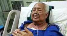 Kesehatan Tennas Effendy Memburuk di Malaka