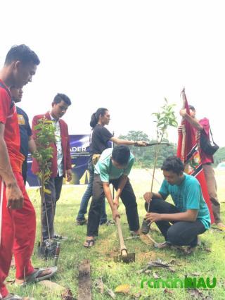 PK IMM M. Natsir gelar Kemah Kader dan Bakti sosial Penanaman bibit pohon