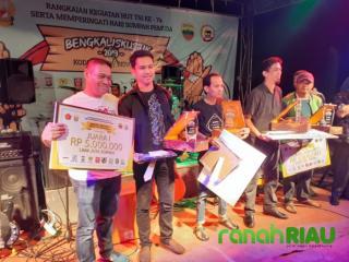 Kodim 0303/Bengkalis Mengadakan Festival Musik dan Pesta Rakyat