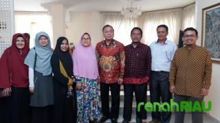 PWM Riau inisiasi Pertemuan PCIM se- Timur Tengah