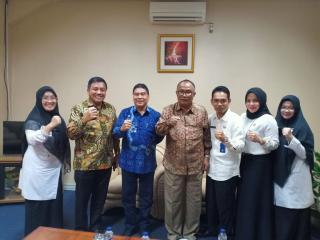 Kaban Penghubung jalin komunikasi dengan DPR RI asal Riau