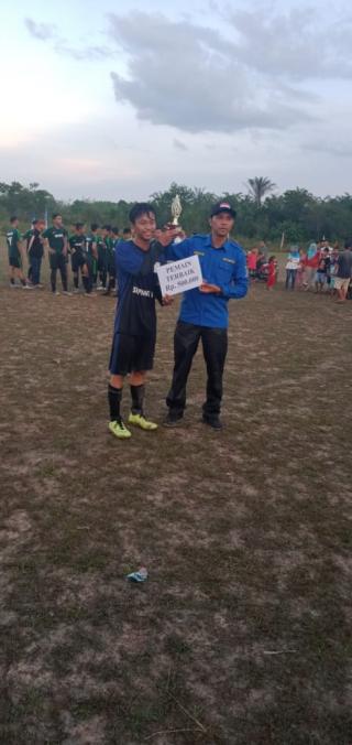 Piala Karang Taruna Desa Perani, Direbut U-18 PERSEBSI PC Duri