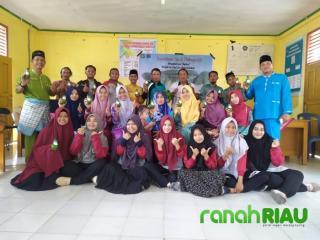 Agenda Mahasiswa KKN UNRI 2019 disambut baik