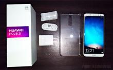 Canggih... Performa Huawei Nova 2i, deteksi wajah dalam hitungan milidetik