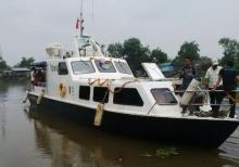Launching Bus Air Senapelan untuk Bantaran Sungai Siak