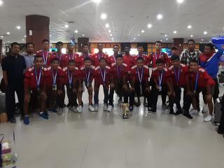 Tak ada apresiasi bagi Tim Riau U-15, Pengamat Olahraga Riau ini berang
