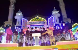 Pj Bupati Bengkalis Buka MTQ ke-45 Tingkat Kabupaten Bengkalis