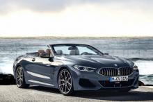 BMW Seri 8 Convertible Mulai Dirakit